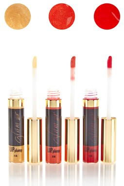 Glamur LIP plumpers- Trio (Hot & Sexy) Warm Tones