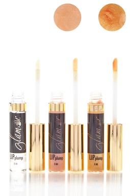 Glamur LIP plumpers- Trio (Neutrals) Neutral Shades