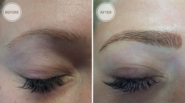 3D Eyebrows Permanent Makeup