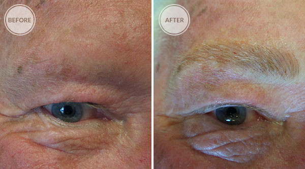 3D Eyebrows Men Permanent Makeup Men