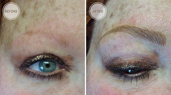 eyebrow microblading blonde hair. 3d microblade eyebrows permanent makeup eyebrow microblading blonde hair r